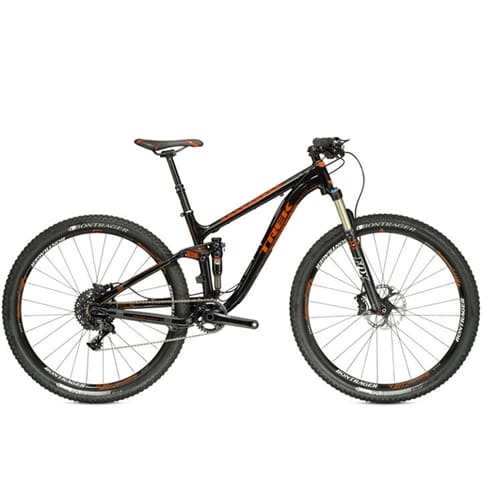"Trek 2015 Fuel Ex 9 29"" Full Suspension MTB Bike"
