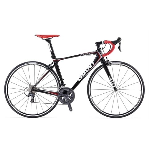 Giant 2014 TCR Advanced 1 Ultegra Road Bike **EX DEMO BIKE**