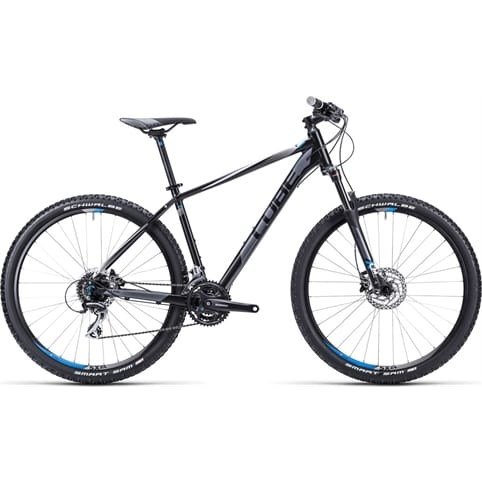 Cube 2015 Aim SL 650b Hardtail Mountain Bike