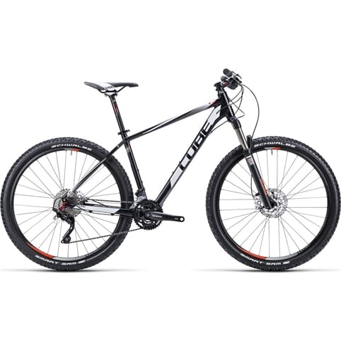 Cube 2015 Attention 650b Hardtail Mountain Bike