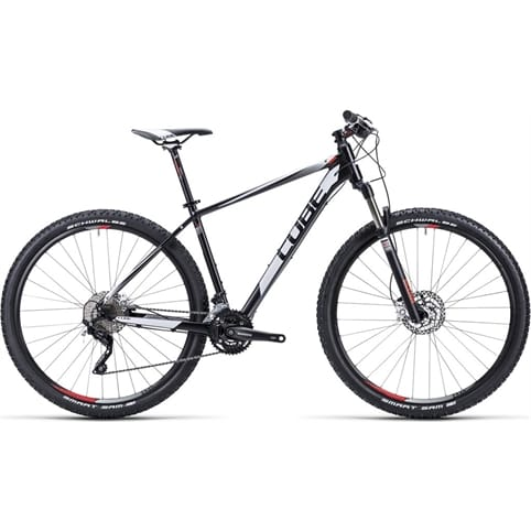 Cube 2015 Attention 29er Hardtail Mountain Bike