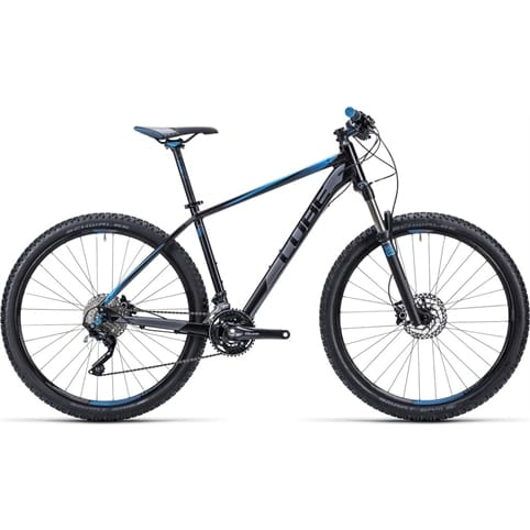 Cube 2015 Attention SL 650b Hardtail Mountain Bike