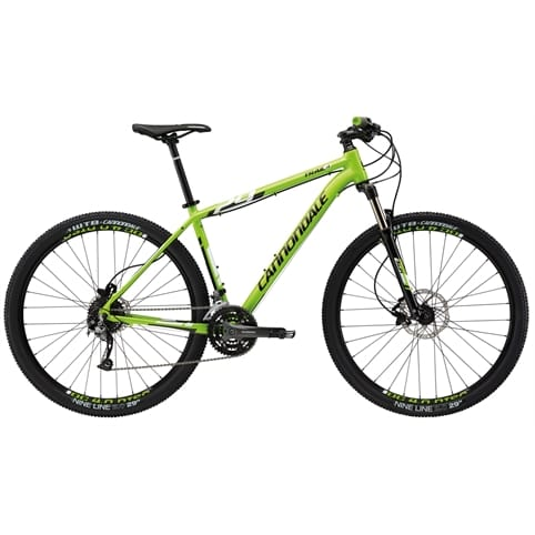 Cannondale 2015 Trail 29er 4 Hardtail MTB Bike