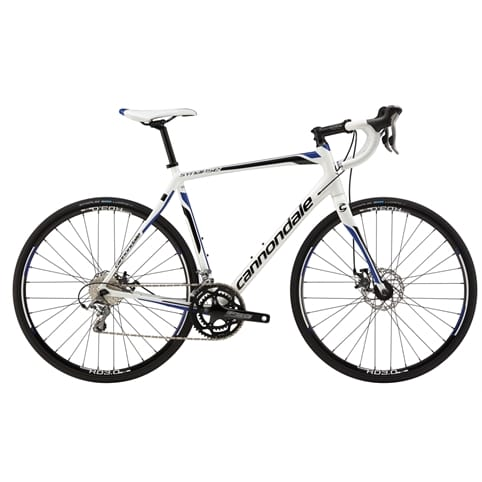 Cannondale 2015 Synapse Tiagra Disc 6 Road Bike