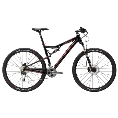 Cannondale 2015 Rush 29 3 Full Suspension MTB Bike