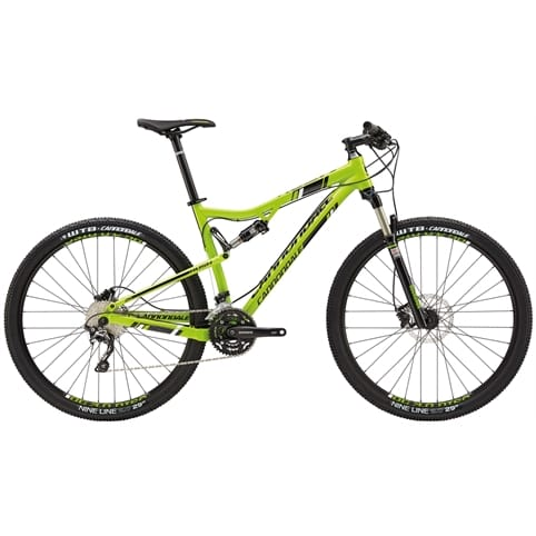 Cannondale 2015 Rush 29 2 Full Suspension MTB Bike