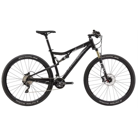 Cannondale 2015 Rush 29 1 Full Suspension MTB Bike