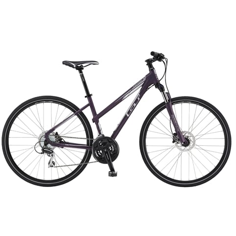GT 2015 Transeo 3.0 Ladies Hybrid Bike