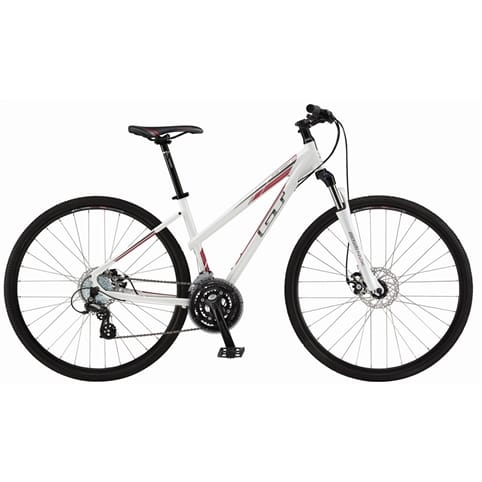 GT 2015 Transeo 4.0 Ladies Hybrid Bike