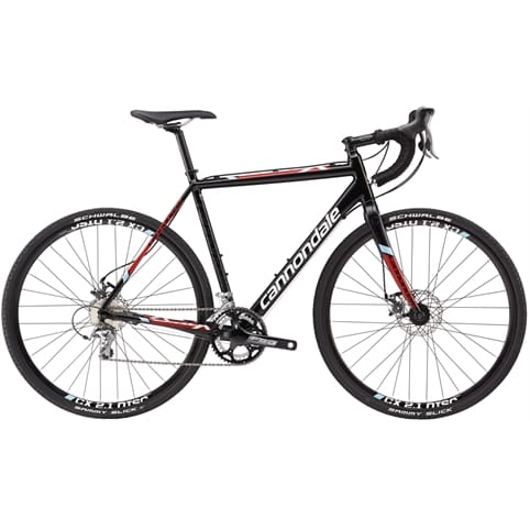 Cannondale 2015 CAADX Tiagra Disc Cyclocross Bike