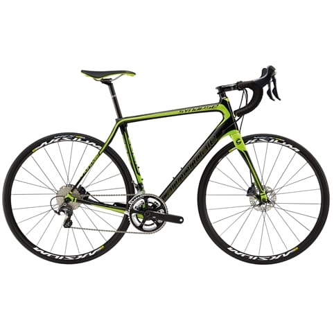 Cannondale 2015 Synapse Carbon Ultegra Disc Road Bike