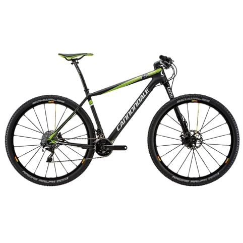 Cannondale 2015 F-Si 29 Carbon 1 Hardtail MTB Bike