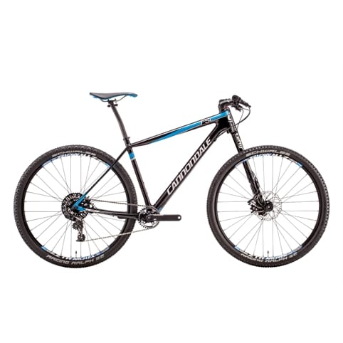 Cannondale 2015 F-Si 29 Carbon 2 Hardtail MTB Bike