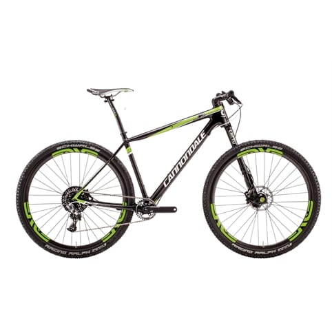 Cannondale 2015 F-Si 29 Carbon Team Hardtail MTB Bike