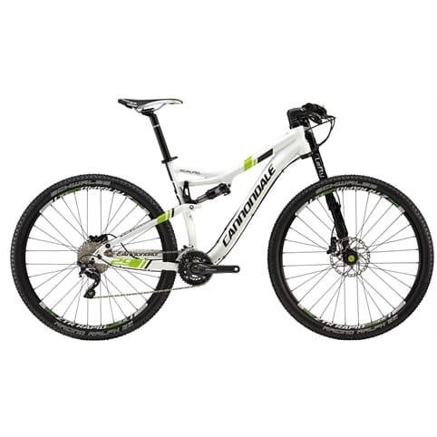 Cannondale 2015 Scalpel 29 4 Full Suspension MTB Bike
