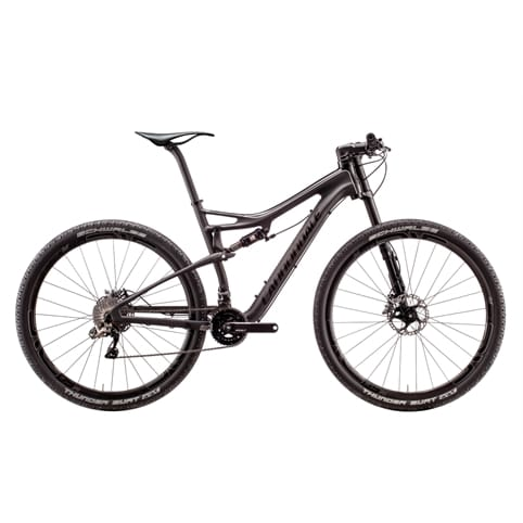 Cannondale 2015 Scalpel 29 Carbon Black Inc. Full Suspension MTB Bike