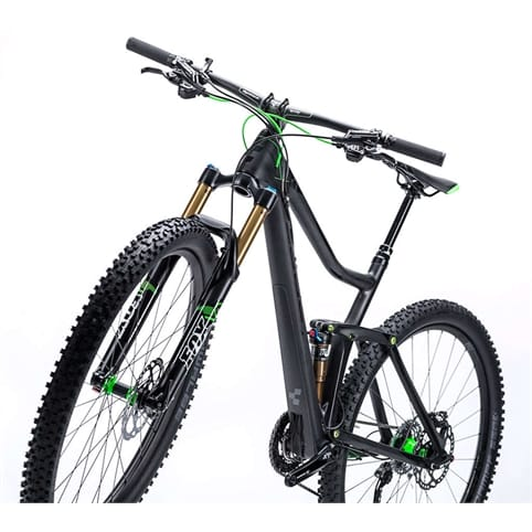 Cube 2015 Stereo 140 Super HPC Race 29 MTB Bike