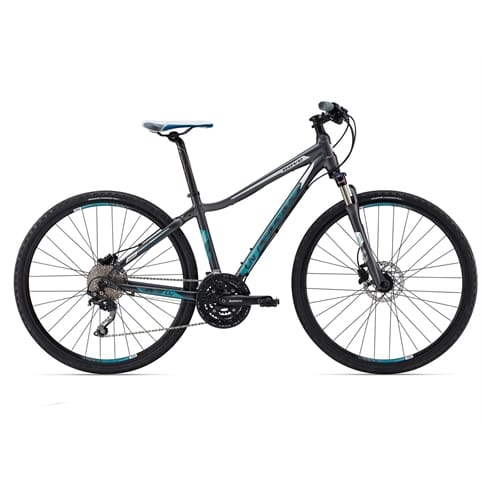 Giant 2015 Liv Rove 0 Hybrid Bike