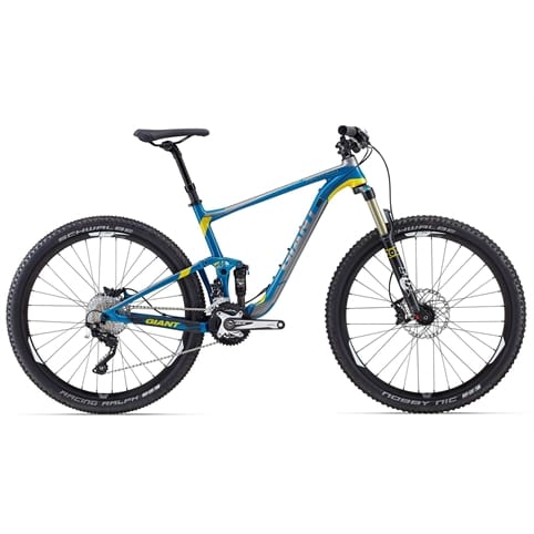 Giant 2015 Anthem SX 27.5 MTB Bike