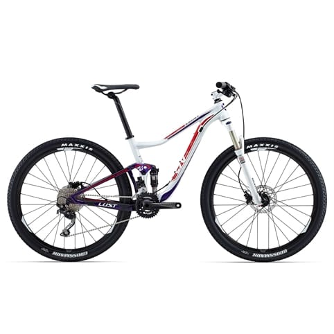 Giant 2015 Liv Lust 3 MTB Bike