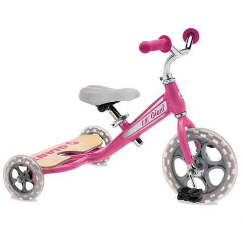 Giant 2015 L'il Giant Girls Trike