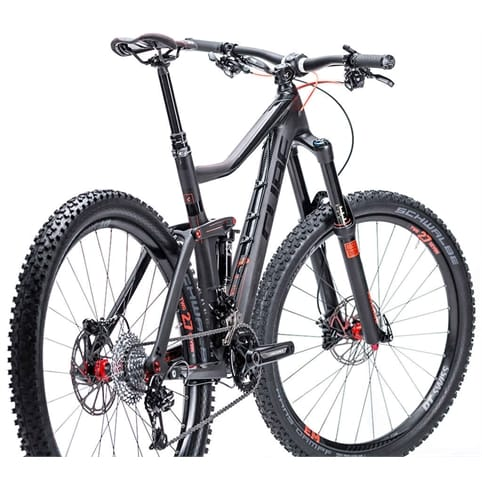 Cube 2015 Stereo 160 Super HPC Race 27.5 MTB Bike