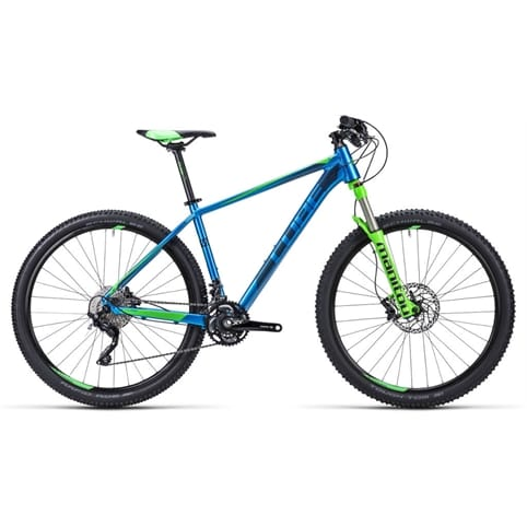 Cube 2015 LTD Race 27.5 Hardtail Mountain Bike