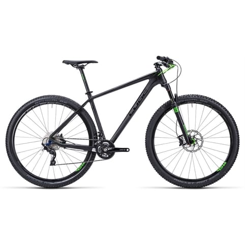 Cube 2015 Reaction GTC Race 29 Hardtail Mountain Bike