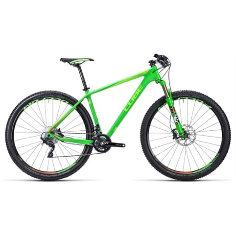 Cube 2015 Reaction GTC SL 29 Hardtail Mountain Bike