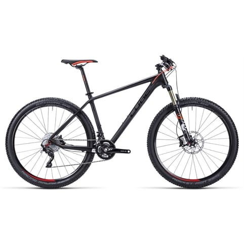 Cube 2015 Reaction GTC SL 27.5 Hardtail Mountain Bike