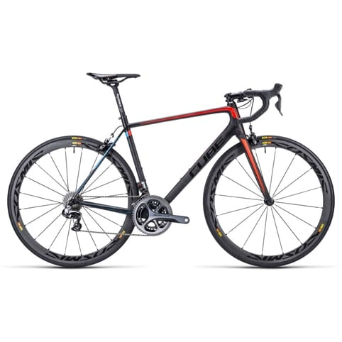 Cube 2015 Litening C68 SLT Road Bike
