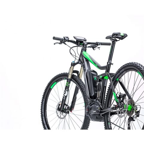 Cube 2015 Stereo Hybrid 120 HPA Race NYON 29 Electric FS MTB Bike