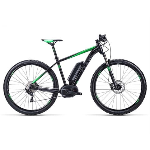Cube 2015 Reaction Hybrid HPA Race NYON 29 Electric Hardtail MTB Bike