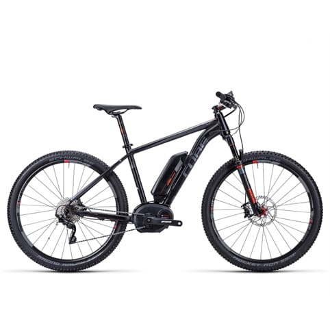 Cube 2015 Reaction Hybrid HPA SL 27.5 Electric Hardtail MTB Bike