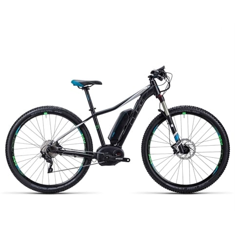 Cube 2015 Access WLS Hybrid Race 27.5/29 Electric Hardtail MTB Bike