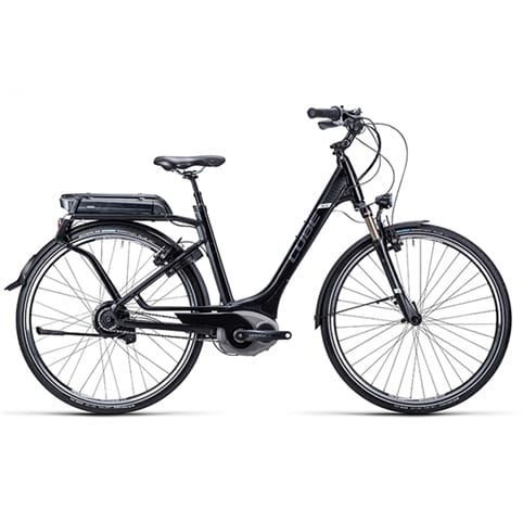 Cube 2015 Delhi Hybrid Pro Easy Entry Electric Bike