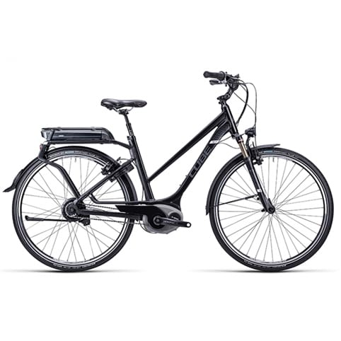 Cube 2015 Delhi Hybrid Pro Trapeze Electric Bike