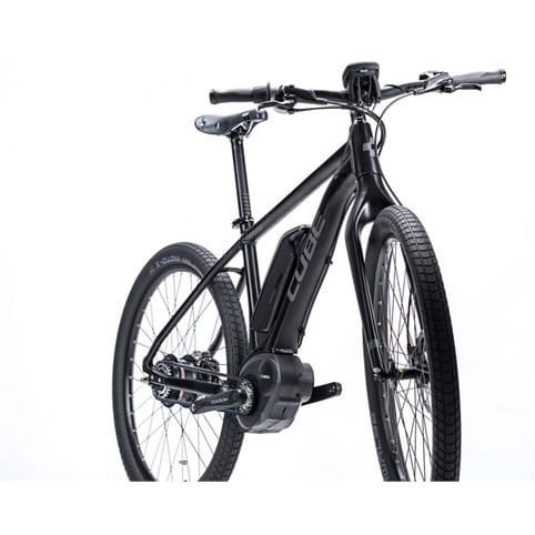 cube 2015 suv hybrid sl 27 5 electric hardtail mtb bike. Black Bedroom Furniture Sets. Home Design Ideas
