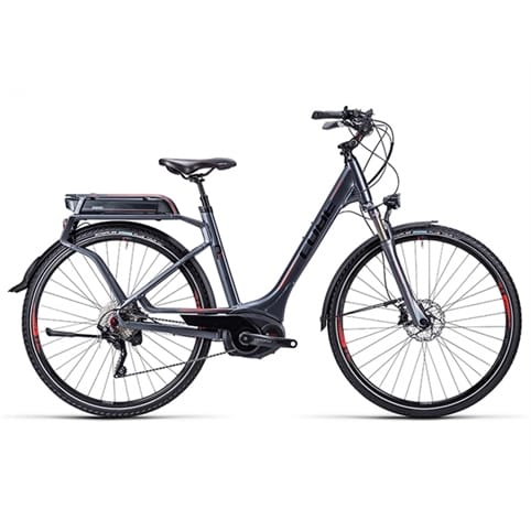 Cube 2015 Touring Hybrid Pro Easy Entry Electric Bike