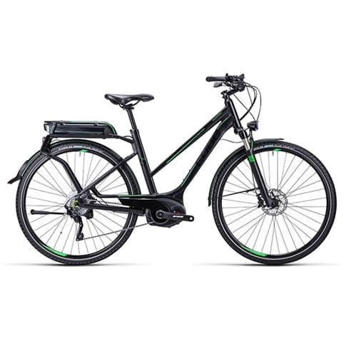 Cube 2015 Touring Hybrid SL Easy Trapeze Electric Bike