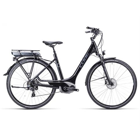 Cube 2015 Town Easy Entry Electric Bike