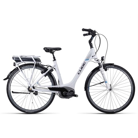 Cube 2015 Travel Hybrid Easy Entry Electric Bike