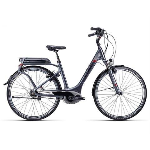 CUBE TRAVEL HYBRID PRO EASY ENTRY ELECTRIC BIKE 2016