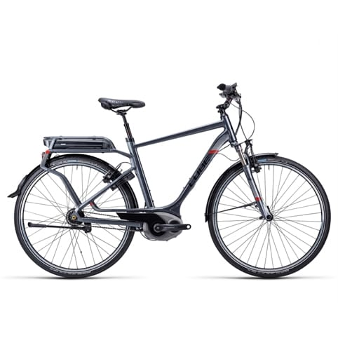 CUBE TRAVEL HYBRID PRO ELECTRIC BIKE 2016