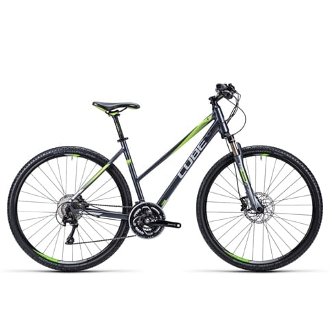 Cube 2015 Cross Pro Trapeze Cross Bike