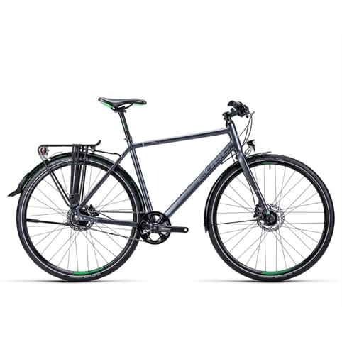 Cube 2015 Travel SL RF Trekking Bike