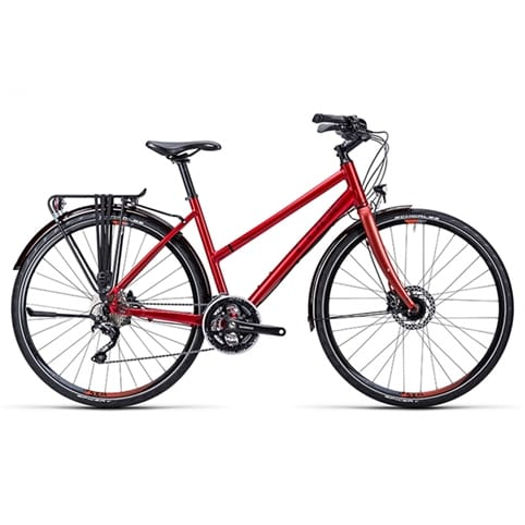 Cube 2015 Travel EXC RF Trapeze Trekking Bike