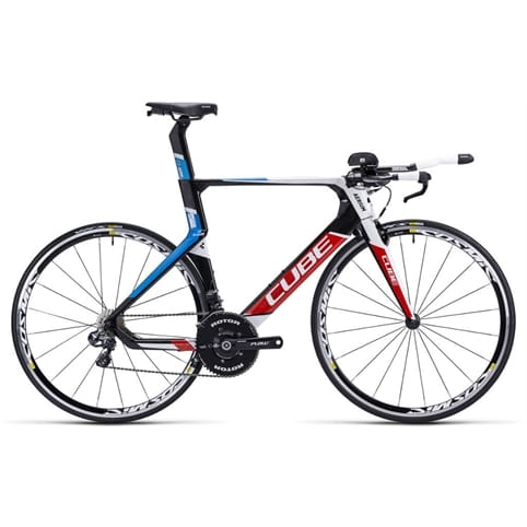 Cube 2015 Aerium Super HPC SL Triathlon Bike