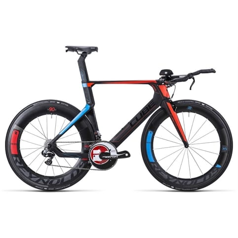 Cube 2015 Aerium Super HPC SLT Triathlon Bike