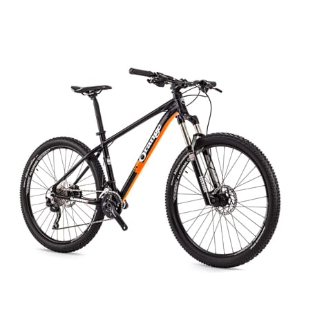 Orange 2015 Clockwork 120 27.5 Hardtail Mountain Bike